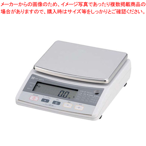 イシダ 電子天びんはかり CB-III 3000【 メーカー直送/代引不可 】 【メイチョー】