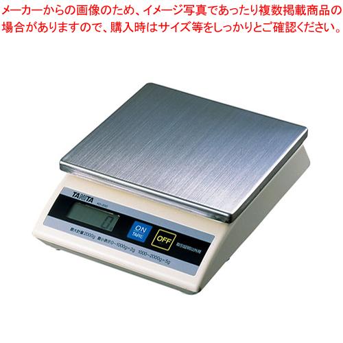 タニタ 卓上スケール KD-200 5kg 【メイチョー】