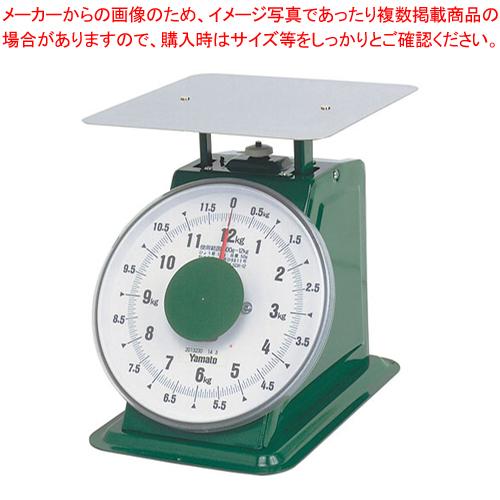 ヤマト 上皿自動はかり「普及型」 平皿付 SDX-12 12kg 【メイチョー】