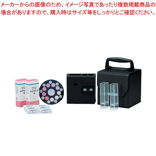 DPD法残留塩素測定器エンパテスター SWA(pH測定器なし) 【メイチョー】