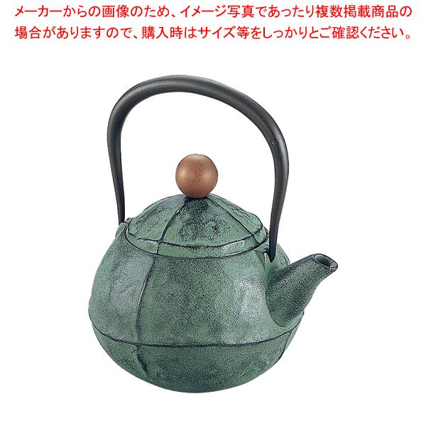 IK 鉄瓶 くる・む グリーン 【メイチョー】