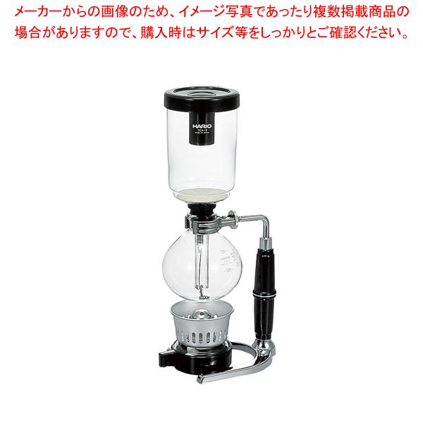 ハリオ・コーヒーサイフォン「テクニカ」 TCA-3(3人用)【 珈琲 コーヒー関連商品 】 【メイチョー】