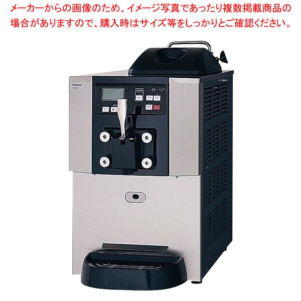 パナソニック ソフトクリームフリーザー 卓上型 SSF-M162PN 【メイチョー】