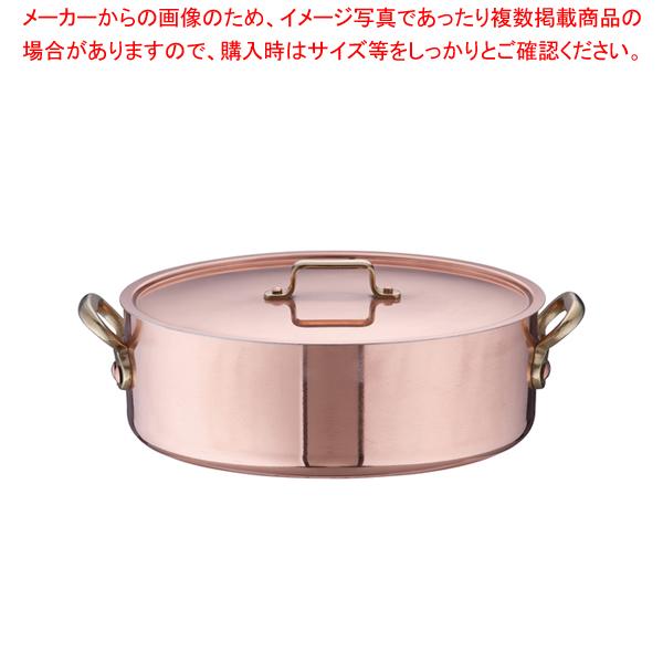 SAエトール銅 外輪鍋 33cm 【メイチョー】