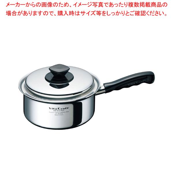 ビタクラフト ヘキサプライ 片手鍋 No.6115【 片手鍋 】 【メイチョー】