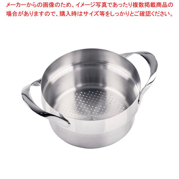 18-10マイレディ パスタストレーナー 20cm 【メイチョー】