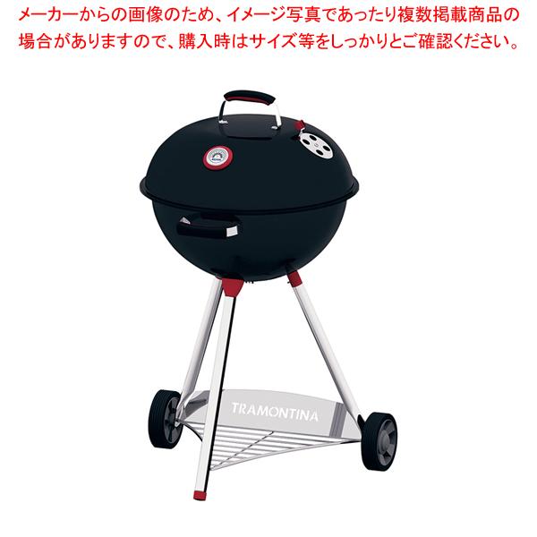 炭火用BBQグリル 蓋&キャスター付 26500/011 【メイチョー】
