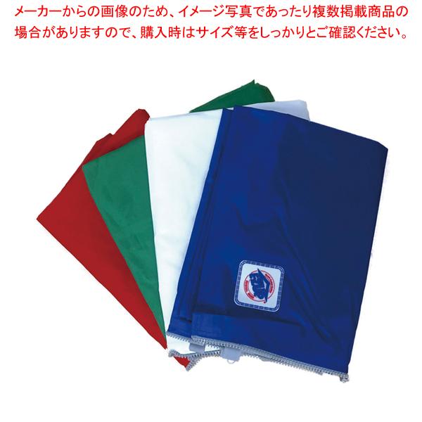横幕 3.0m幅 ブルー【メイチョー】【メーカー直送/代引不可】