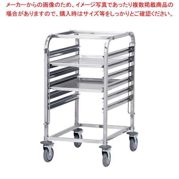 遠藤商事 / TKG ステン シートパントローリー N10511SI(6段)【メイチョー】