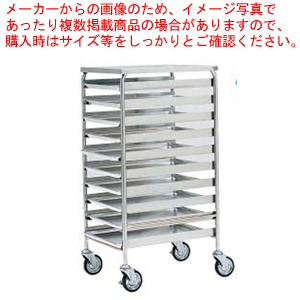 SAトレイラックカート SA36-A 【メイチョー】【厨房用カート 】