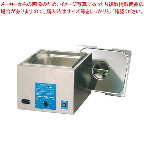 エフェクター乾式チョコレート溶解器 9L 【メイチョー】