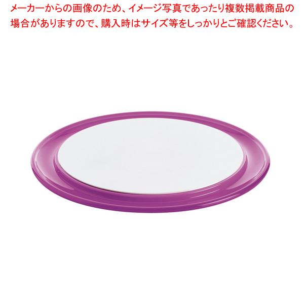 グッチーニ ケーキディッシュ 2362.0001バイオレット 【メイチョー】