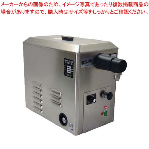 アイコー 卓上型ホイップクリームマシーン WA-4【 メーカー直送/代引不可 】 【 バレンタイン 手作り 】 【メイチョー】