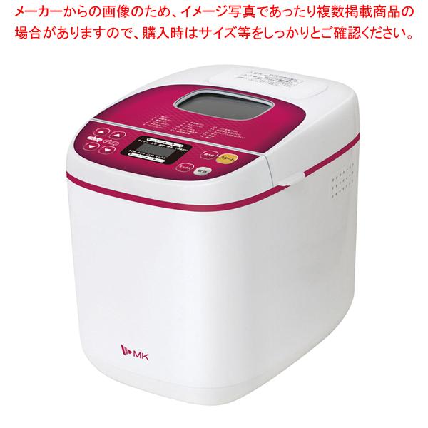 エムケー自動ホームベーカリー HBS-100W 【メイチョー】