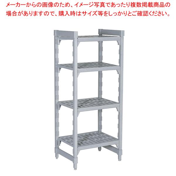 610ベンチ型 カムシェルビングセット 61×107×H143cm 5段【メイチョー】【シェルフ 棚 収納ラック 】