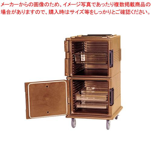 キャンブロ フードパン用カムカート UPC1600コーヒーベージュ【メイチョー】【メーカー直送/後払い決済不可 】