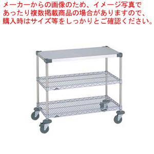 ワーキングテーブル 2型 NWT2D-S【メイチョー】【メーカー直送/代引不可】