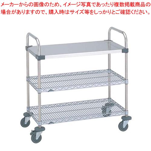UTTカート 1型 NUTT2-S【メイチョー】【配膳 下げ膳用 】