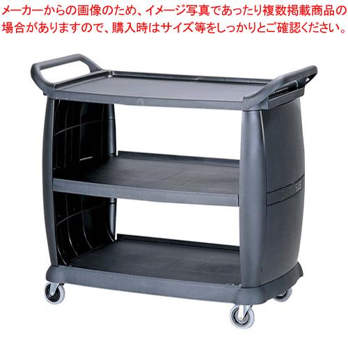 カーライル バッシングカートL CC2243【 サービスワゴン 】 【メイチョー】