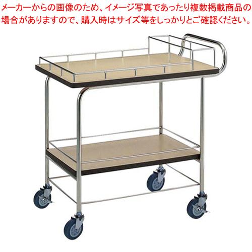 SAサービスワゴン B-51(抗菌仕様)【 サービスワゴン 食品運搬台車 】 【メイチョー】