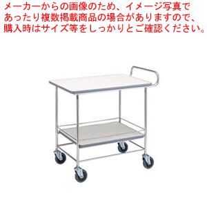 エコノミーサービスワゴン ESW-T2【メイチョー】【サービスワゴン 食品運搬台車 】
