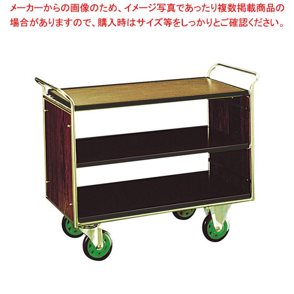 ルームサービスワゴン MH-RA3A【 サービスワゴン 食品運搬台車 】 【メイチョー】