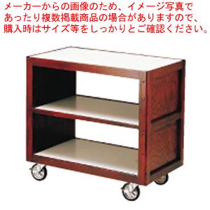 サイドテーブルワゴン ST-1 【メイチョー】【サービスワゴン 食品運搬台車 】