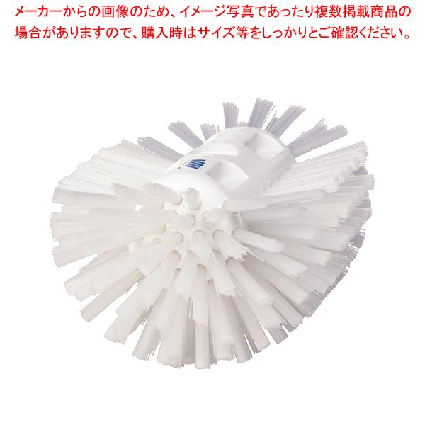 ヴァイカン タンクブラシ ハードタイプ 7037 ホワイト【 キッチンブラシ 】 【メイチョー】