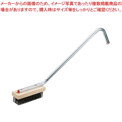 CCスチールワイヤーブラシ(荒目) 【メイチョー】【ワイヤブラシ 】