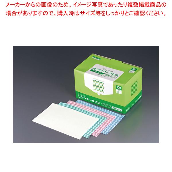 8-1279-0403 ストアー 売り込み 7-1247-0403 JKL10PI 001-0044237-001 カウンタークロス 業務用 ピンク 1箱 100枚入 メイチョー 薄手タイプ クレシア抗菌カウンタークロス