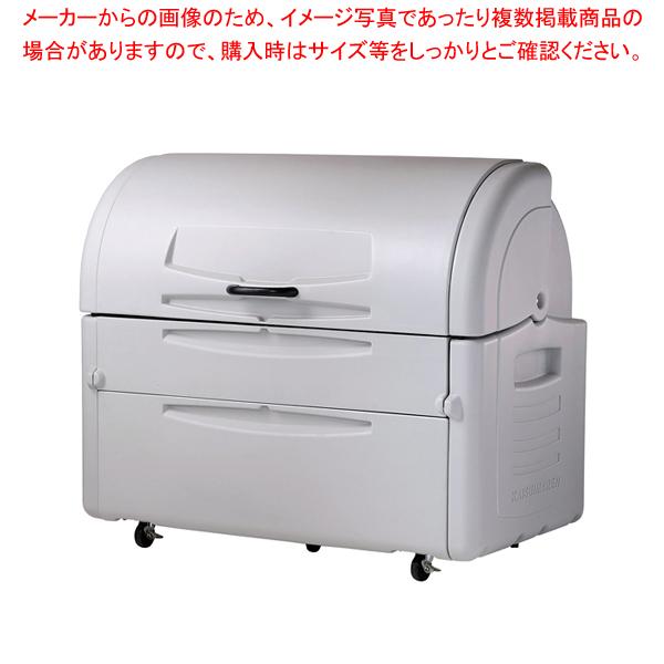 ジャンボペール PE850C キャスター付【メイチョー】【メーカー直送/代引不可】