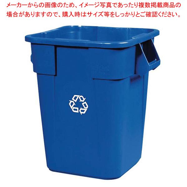 スクエアブルート・リサイクルコンテナ No.3536-73 【メイチョー】