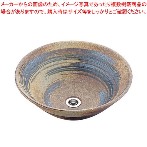 アーサーライン手洗鉢(器具付) 13号 MA-504【 メーカー直送/代引不可 】 【メイチョー】