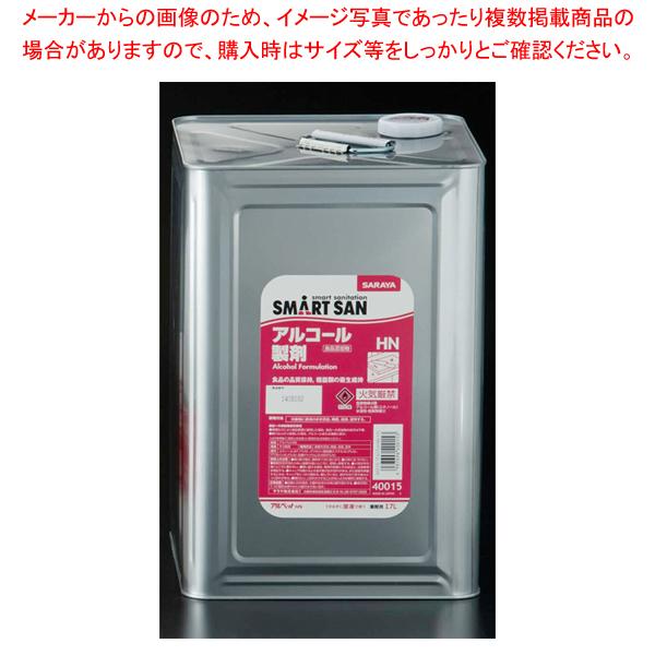消毒液 アルペットHN 17L 【メイチョー】