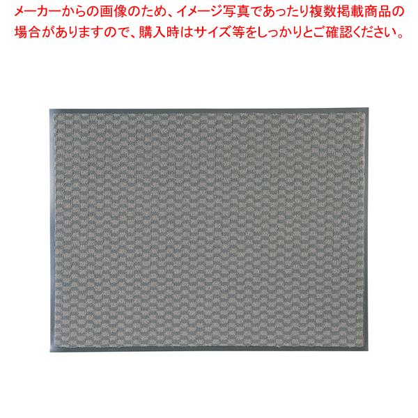 3M エンハンスマット3000 900×1200mm グレー【メイチョー】【玄関入口用マット 】