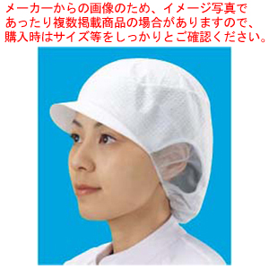 シンガー電石帽 SR-5 (20枚入) LL【 キャップ 帽子 衛生帽 】 【メイチョー】