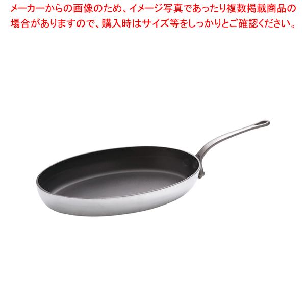 モービル シルバーストーンオーバルパン 9853.35 35×23cm 【メイチョー】
