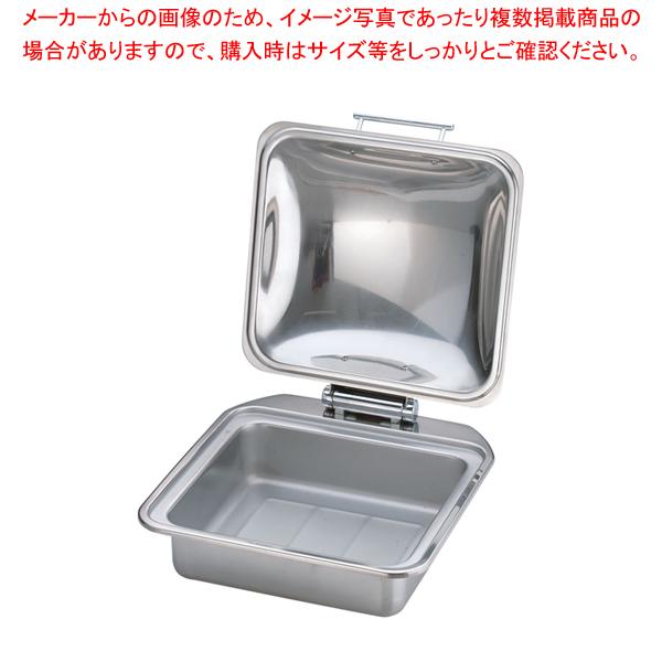 KINGO IH角チェーフィング FP無 STカバー式2/3 D102G 【メイチョー】