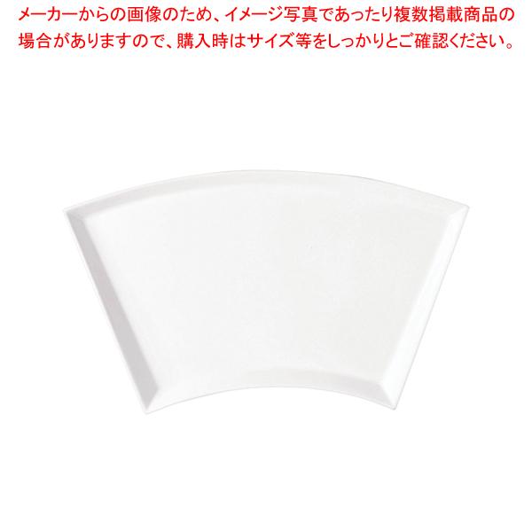 ラックBコンセプト ビュッフェディッシュ 大 ホワイト 【メイチョー】