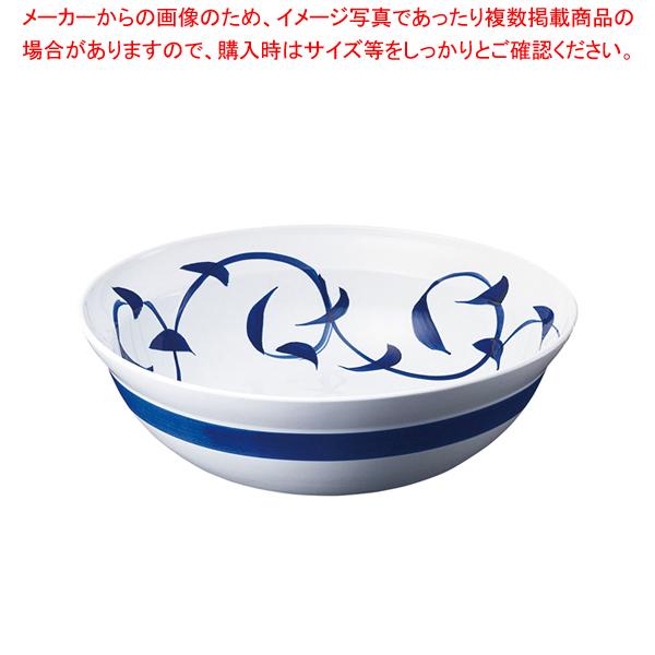 和鉢e-チェーフィング専用和鉢350 粉引唐草 PS-15108 【メイチョー】