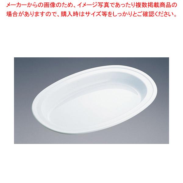 SW小判チェーフィング用陶器 16インチ用 【メイチョー】