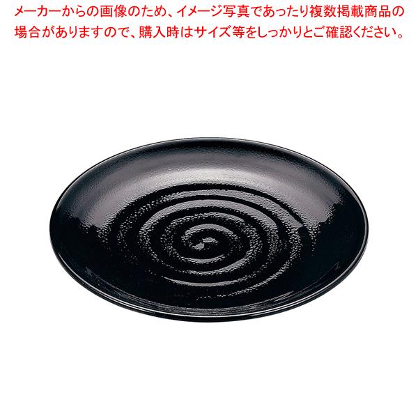 神龍鉢 黒パール(全面塗) 尺5 55004200 【メイチョー】