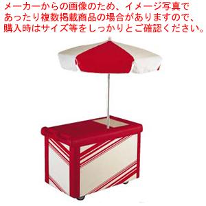 キャンブロ カムクルーザー・ ベンディング・カートCVC55【 サラダバー フードバー 】 【メイチョー】