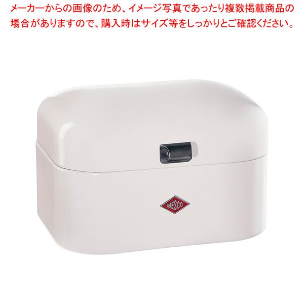 ウエスコ グランディ ブレッドボックス M ホワイト 【メイチョー】