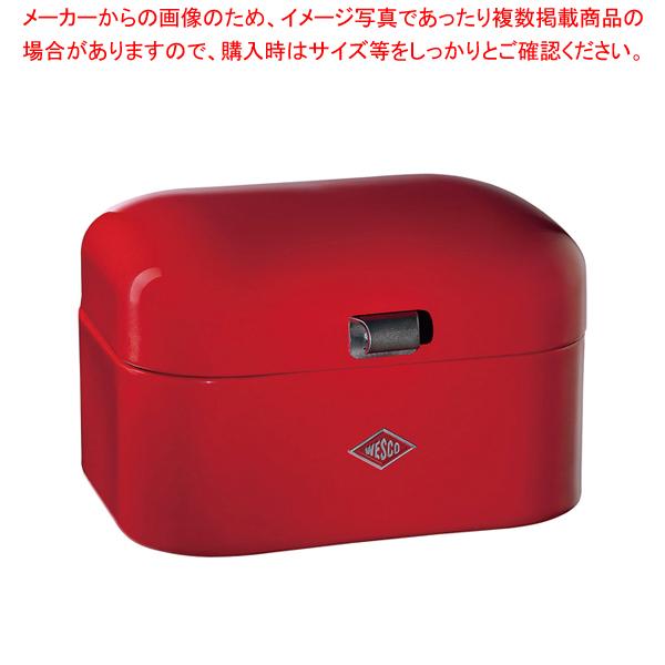 ウエスコ グランディ ブレッドボックス M レッド 【メイチョー】