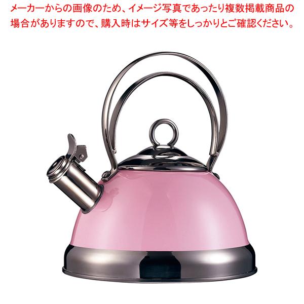 ウエスコ ウォーターケトル ピンク 【メイチョー】