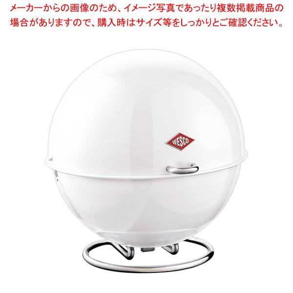 ブレッドボックス スーパーボール ホワイト 【メイチョー】