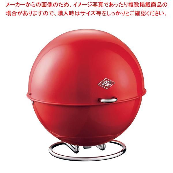 ブレッドボックス スーパーボール レッド 【メイチョー】