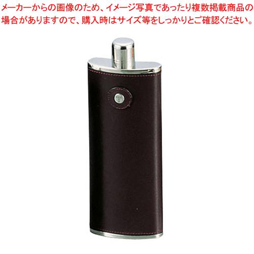 テスカスキットルレザーキング T-502 121/2オンス【 スキットル 】 【メイチョー】