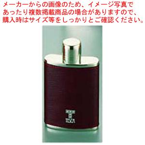 テスカレザリーダブルキャップ T-204 5オンス ブラウン【 スキットル 】 【メイチョー】